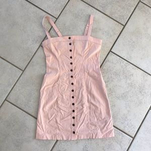 Light pink dress from forever 21